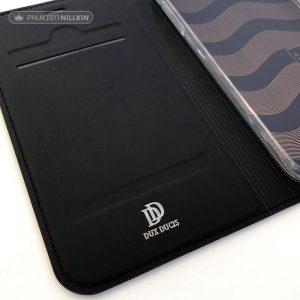 Bao da điện thoại cao cấp Dux Ducis đen1