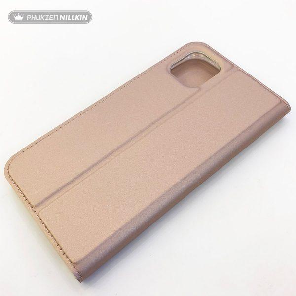 Bao da điện thoại cao cấp Dux Ducis hồng1