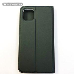 Bao da điện thoại cao cấp Dux Ducis xanh bộ đội2