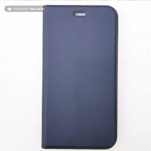Bao da điện thoại cao cấp Dux Ducis xanh than