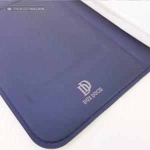 Bao da điện thoại cao cấp Dux Ducis xanh than2