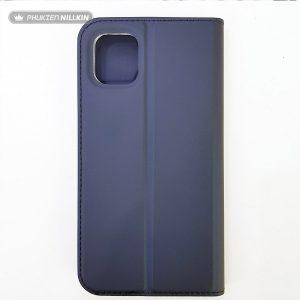 Bao da điện thoại cao cấp Dux Ducis xanh than1