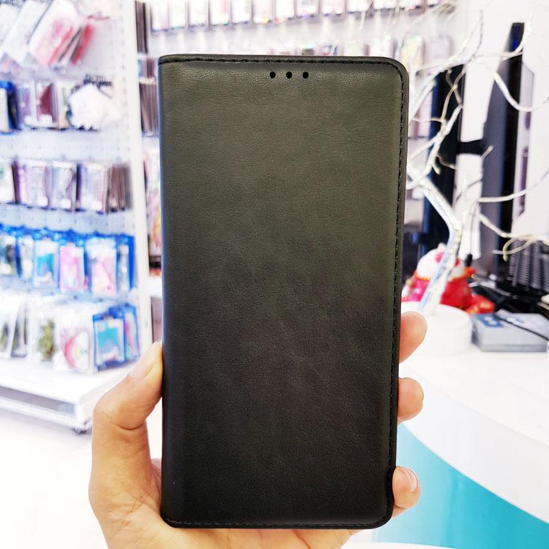 Bao da điện thoại cao cấp Dzgogo đen