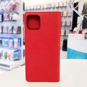 Bao da điện thoại cao cấp Dzgogo đỏ4