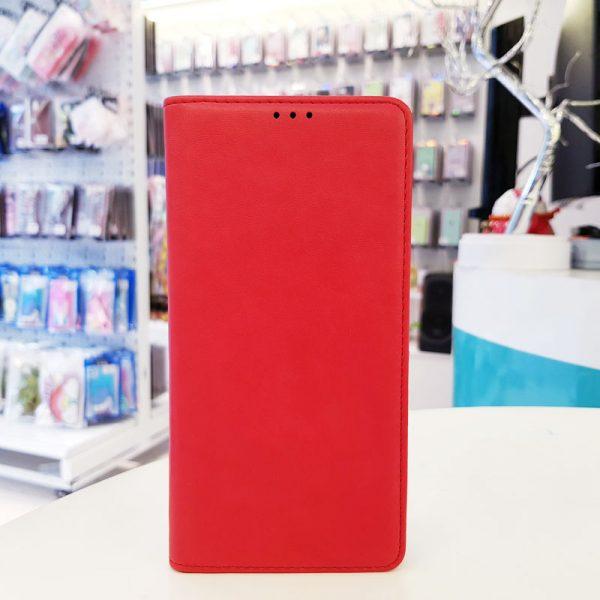 Bao da điện thoại cao cấp Dzgogo đỏ5