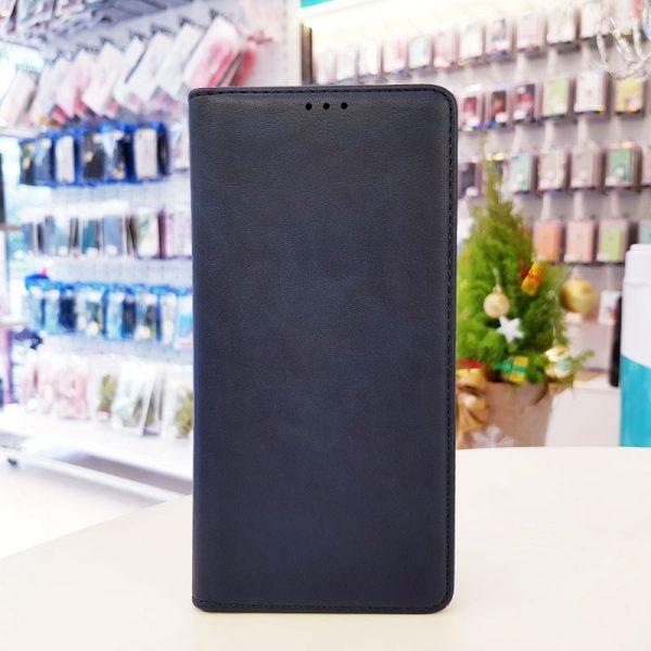 Bao da điện thoại cao cấp Dzgogo xanh than3