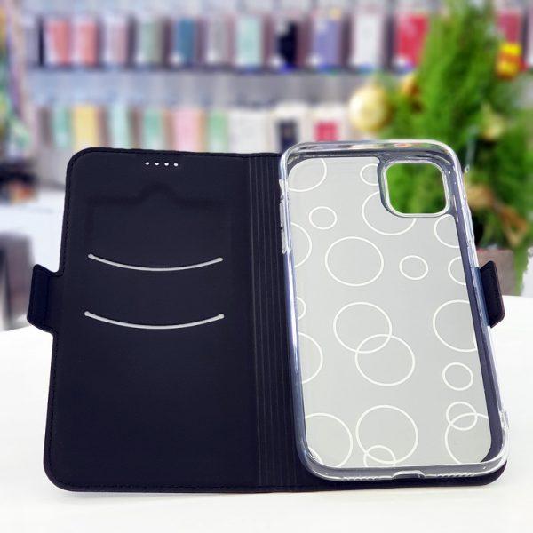 Bao da điện thoại Fashion Case đen6