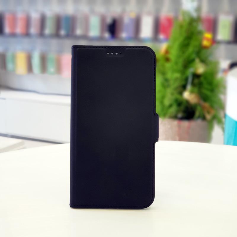Bao da điện thoại Fashion Case đen