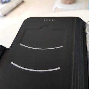 Bao da điện thoại Fashion Case đen4