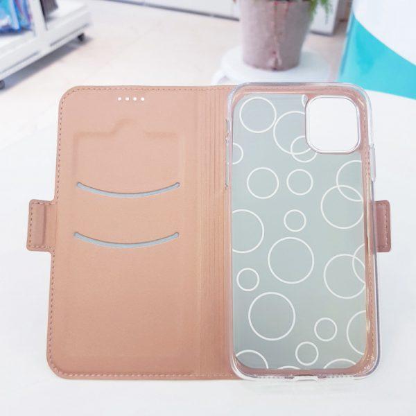 Bao da điện thoại Fashion Case hồng1