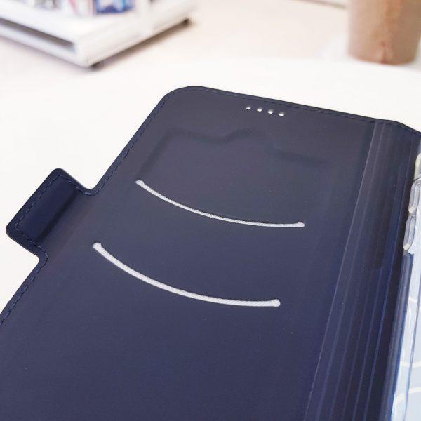 Bao da điện thoại Fashion Case xanh than5