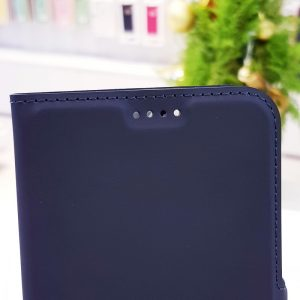 Bao da điện thoại Fashion Case xanh than2