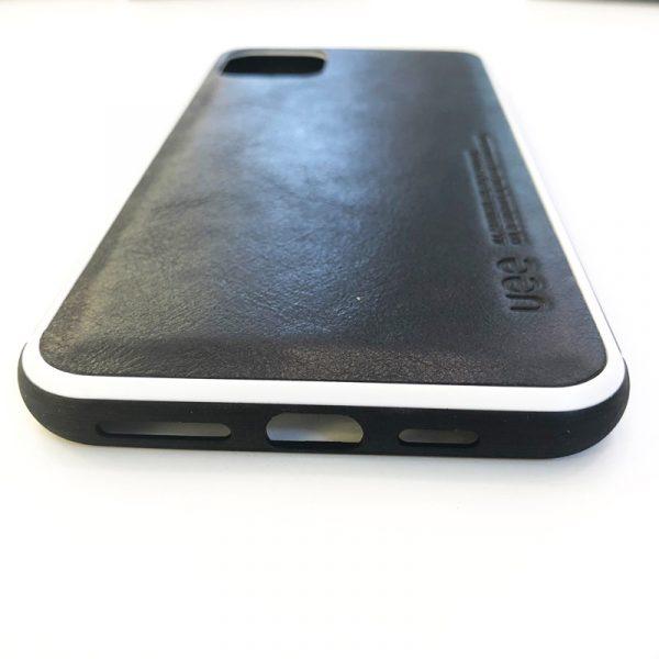 Ốp lưng điện thoại da Uee đen3