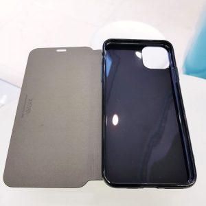Bao da điện thoại x-level đen4