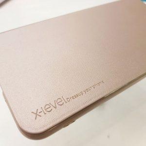 Bao da điện thoại x-level vàng1