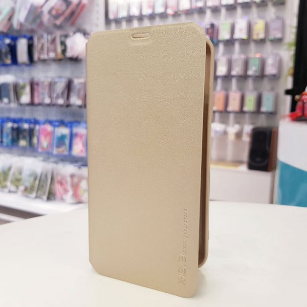 Bao da điện thoại x-level vàng5