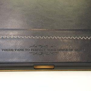 Bao da iPad Kaku đen