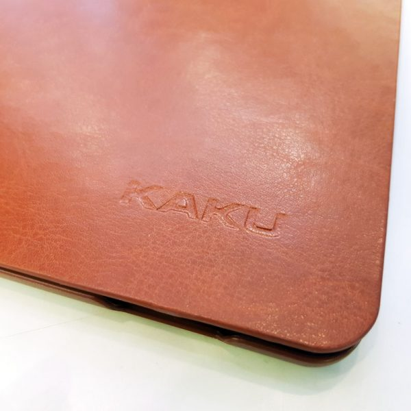 Bao da iPad Kaku nâu3