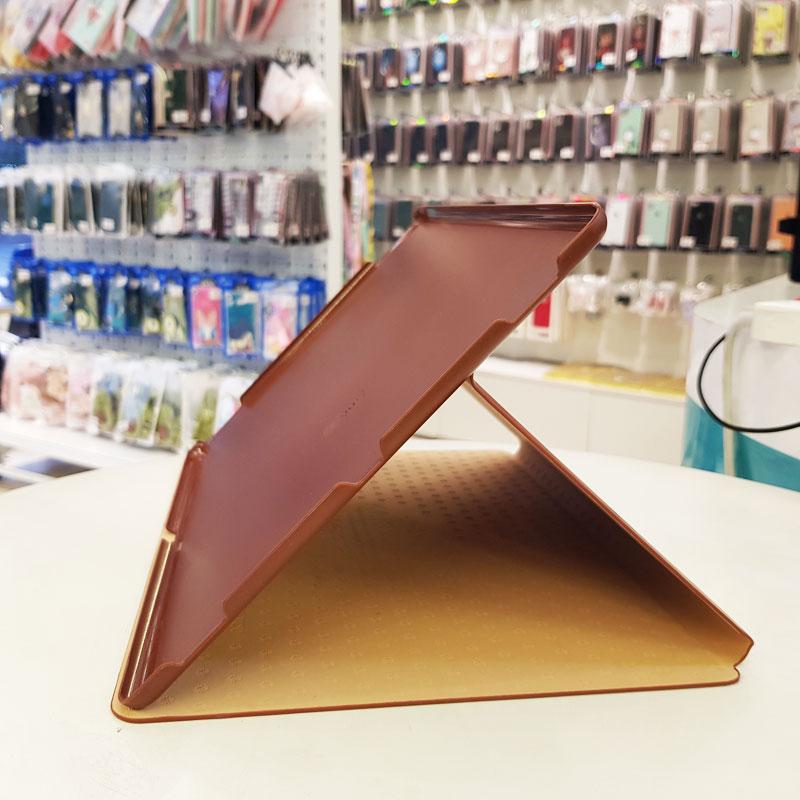 Bao da iPad Kaku nâu2
