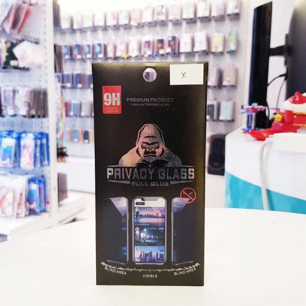 Cường lực chống nhìn trộm iPhone KingKong 9H1