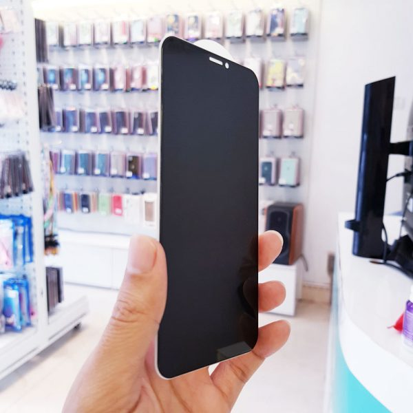 Cường lực chống nhìn trộm iPhone KingKong 9H5