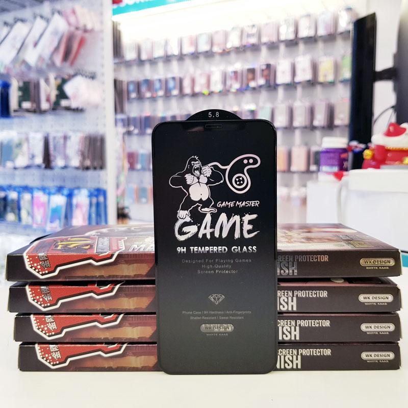 Dán cường lực chống vân tay iPhone KingKong5