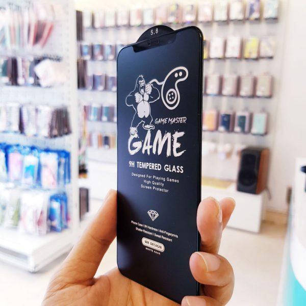 Dán cường lực chống vân tay iPhone KingKong3