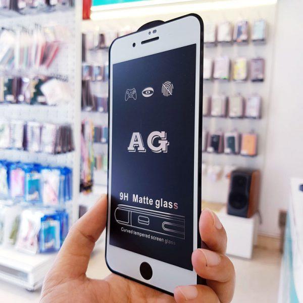 Dán cường lực chống vân iPhone AG5