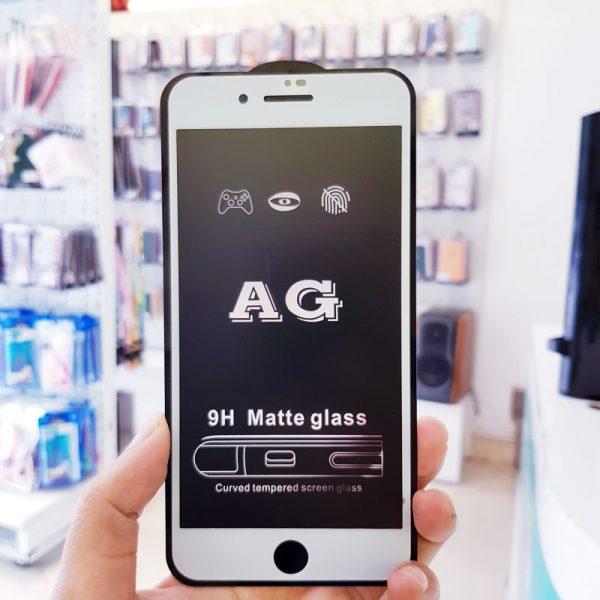 Dán cường lực chống vân iPhone AG3