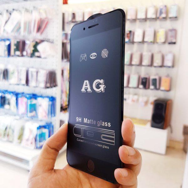 Dán cường lực chống vân iPhone AG1