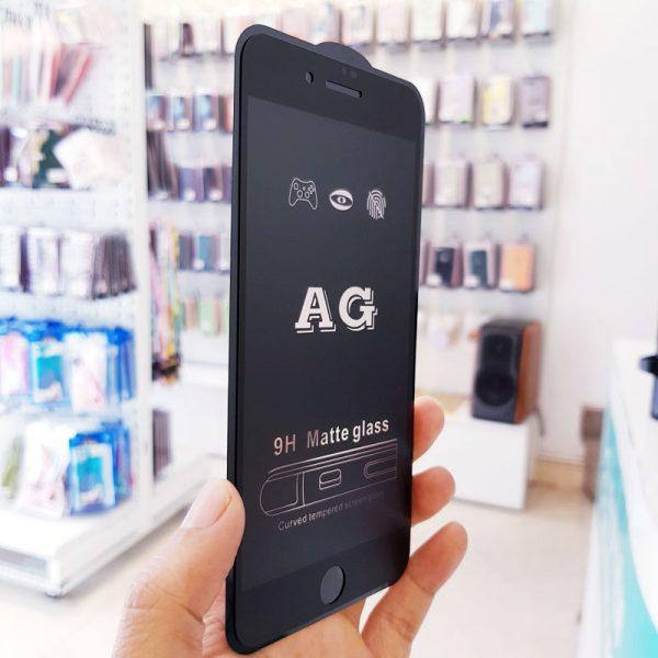 Dán cường lực chống vân iPhone AG
