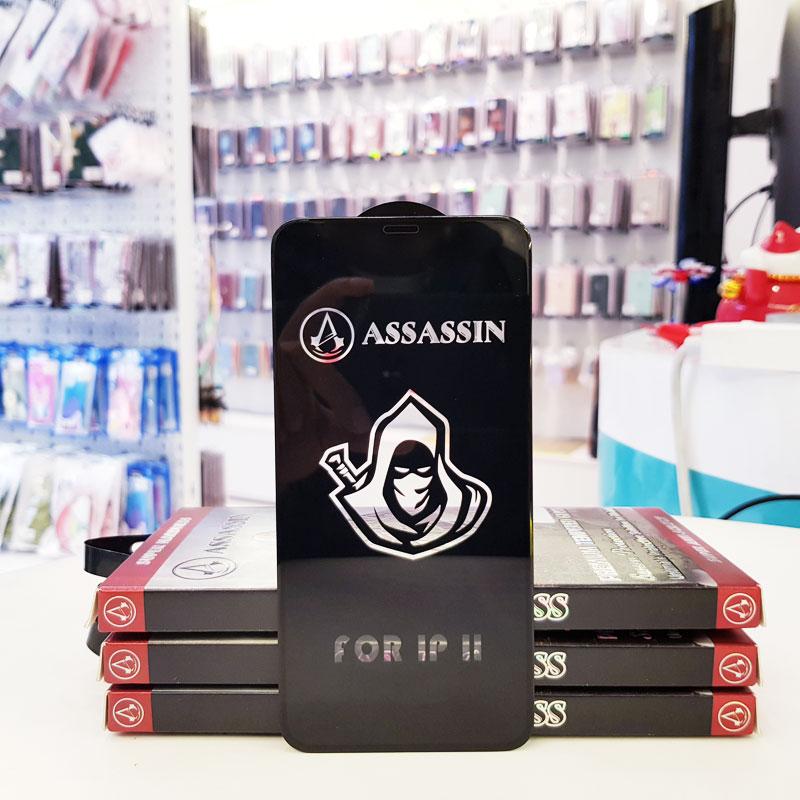 Dán kính cường lực iPhone Assassin2