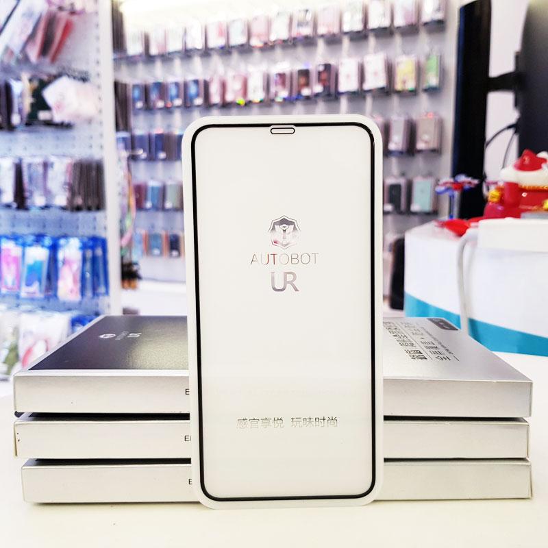 Dán kính cường lực iPhone Autobot UR