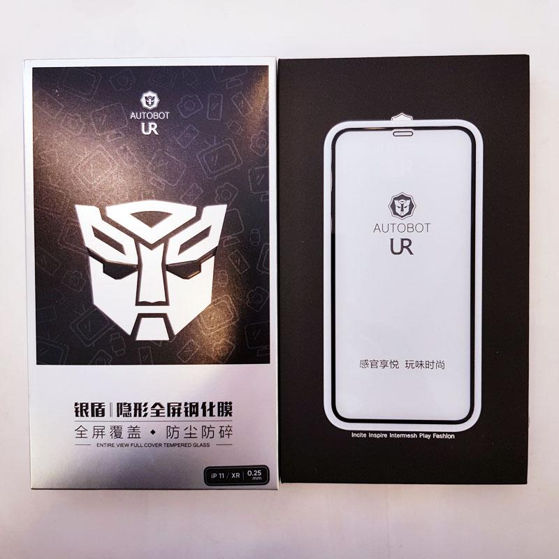 Dán kính cường lực iPhone Autobot UR5