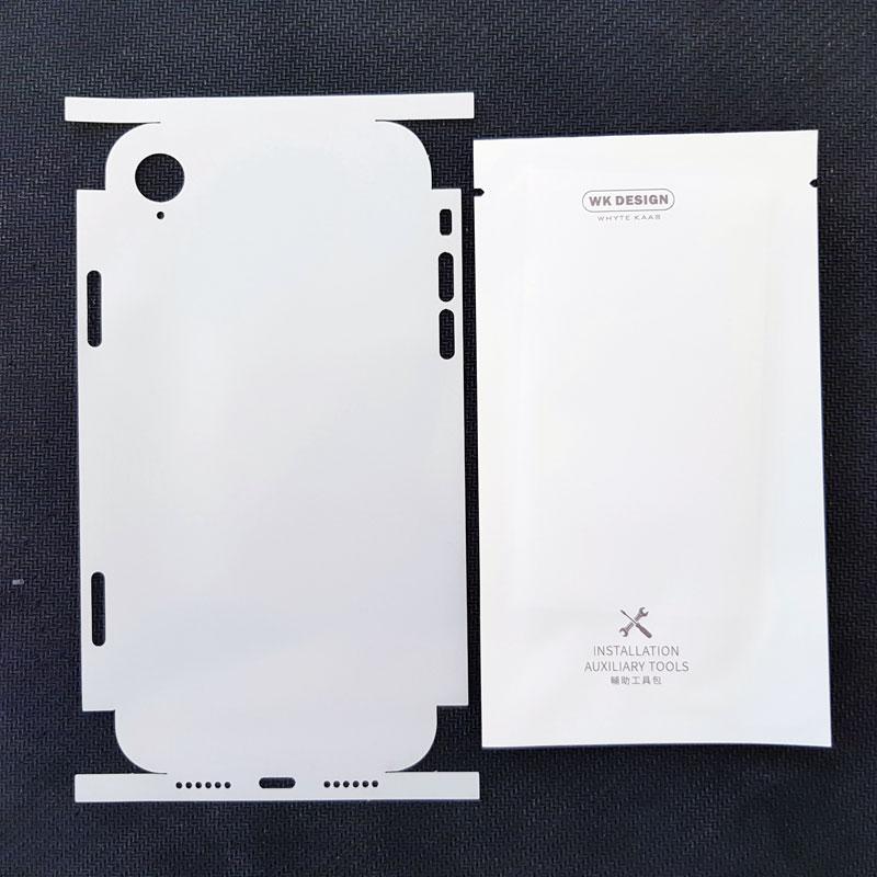 Miếng dán PPF iPhone mặt sau chính hãng WK5