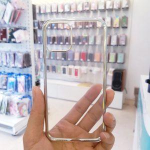 Ốp lưng điện thoại Dfifan lưng trong viền trắng1