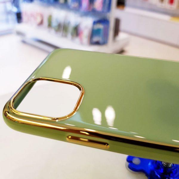 Ốp lưng điện thoại Free Air xanh cốm3