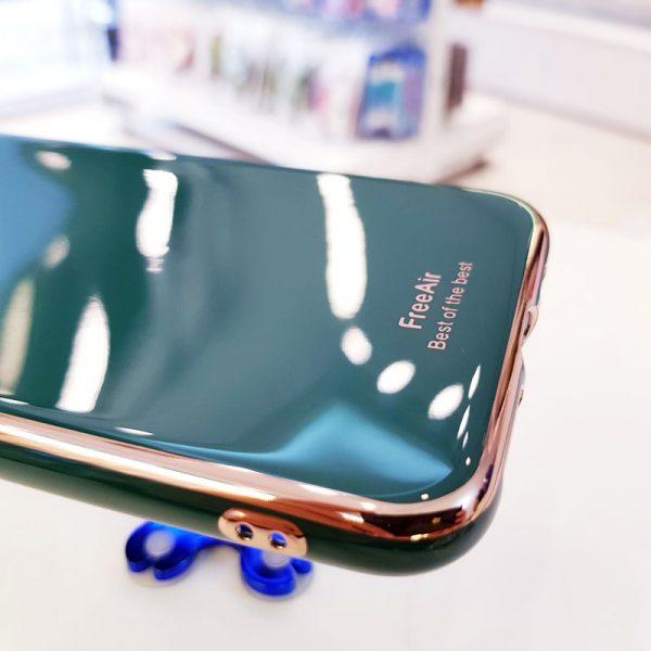 Ốp lưng điện thoại Free Air xanh ngọc3