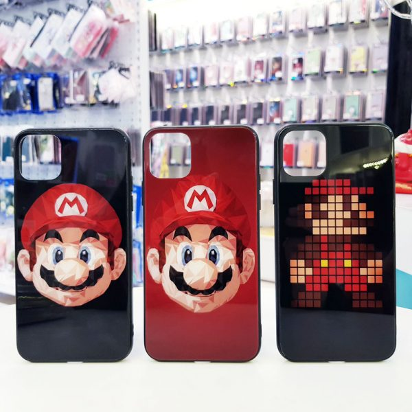 Ốp lưng điện thoại Mario