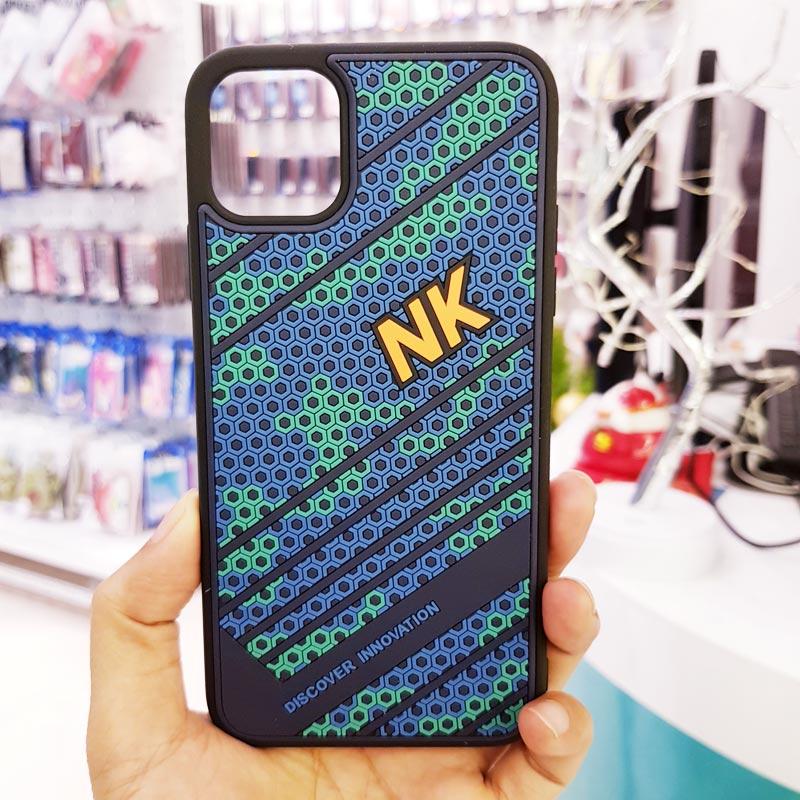 Ốp lưng điện thoại nillkin striker xanh4