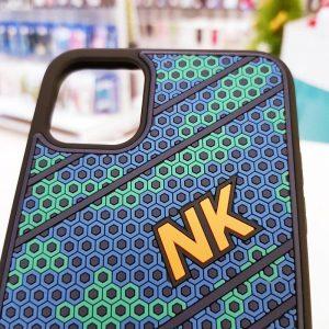 Ốp lưng điện thoại nillkin striker xanh1