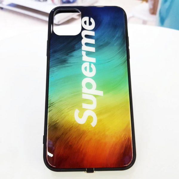 Ốp lưng điện thoại Superme led1