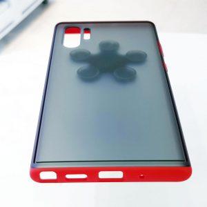 Ốp lưng điện thoại chống vân Viseaon viền đỏ1