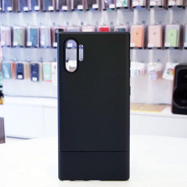Ốp lưng điện thoại samsung vân carbon đen