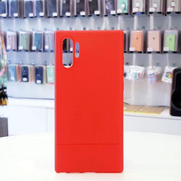 Ốp lưng điện thoại samsung vân carbon đỏ1