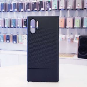 Ốp lưng điện thoại samsung vân carbon xanh than