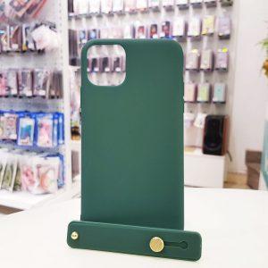 Ốp lưng điện thoại chống bẩn kèm quai xanh bộ đội
