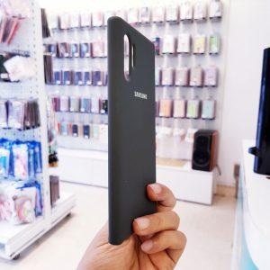 Ốp lưng điện thoại chống bẩn samsung đen3