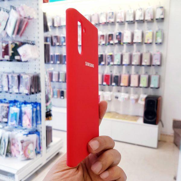 Ốp lưng điện thoại chống bẩn samsung đỏ3