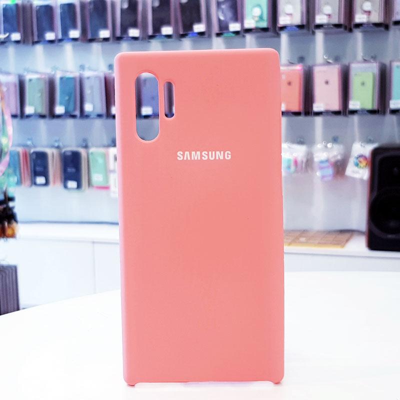 Ốp lưng Note 10 Plus chống bẩn chính hãng SamSung hồng
